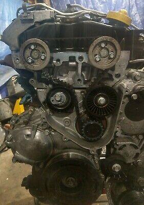 vauxhall movano renault master 2.5 dci G9U A754 engine