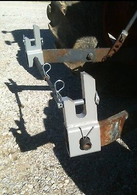 Tractor 3 Point Quick Hitch With Spreader Bar