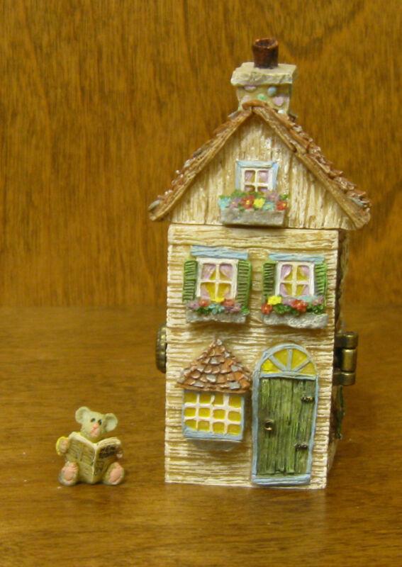 Boyds Treasure Boxes  #392133  JULIE