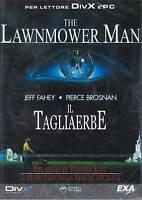 Divx Pc • Il Tagliaerbe The Lawnmover Man Pierce Brosnam Stephen King Italiano -  - ebay.it