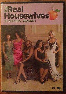 The Real Housewives Of Atlanta Season 1  Dvd  2009
