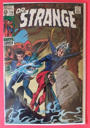 Dr. Strange #176 - HIGH GRADE ISSUE