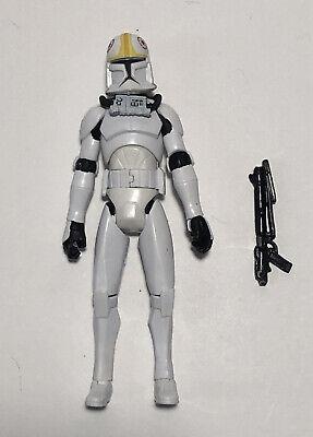 Star Wars Clone Trooper Pilot ODD BALL TCW No.11 The Clone Wars  2008 Figure
