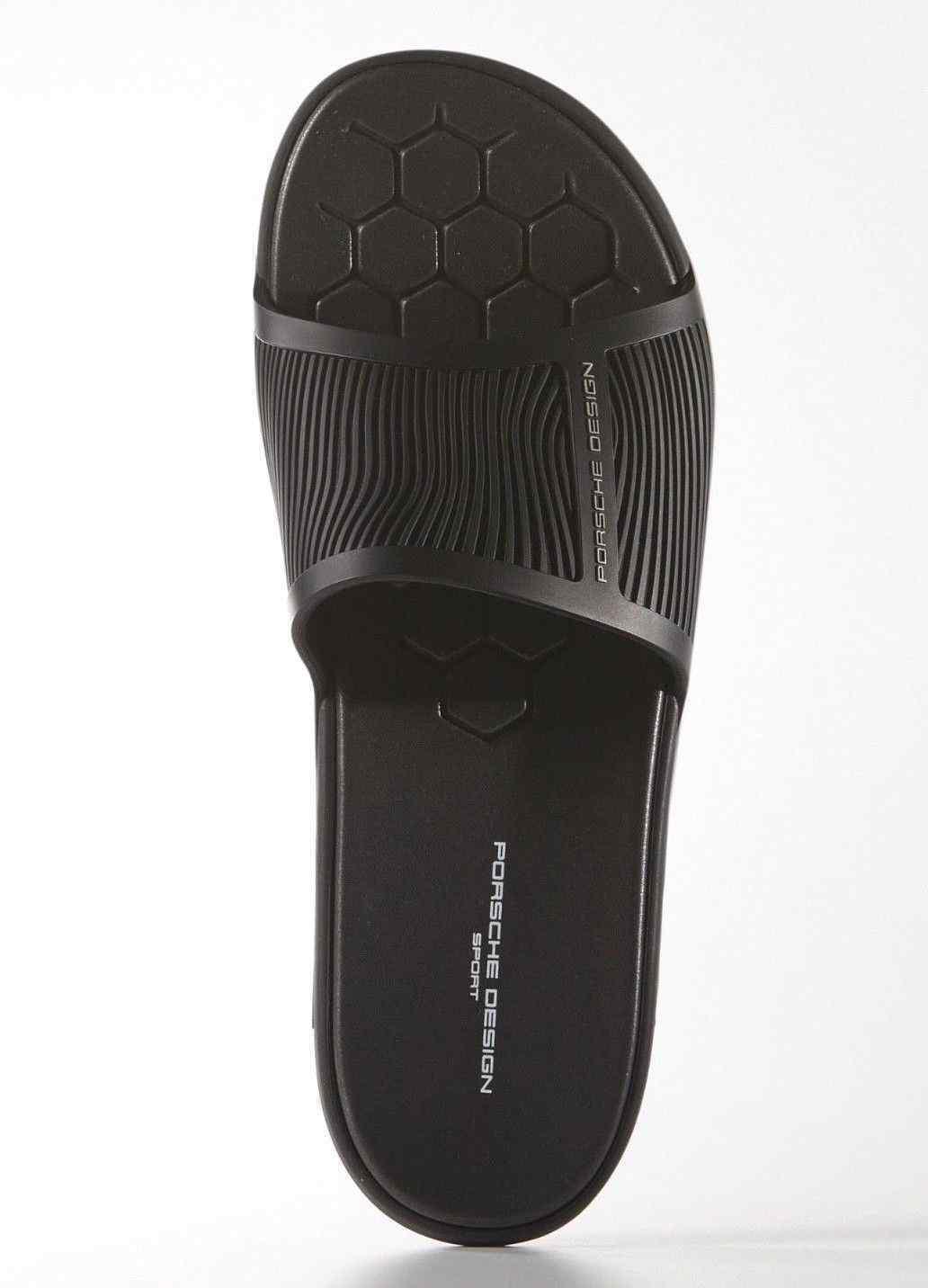Porsche Design mens adidas flip flops slippers slides ORIGIN