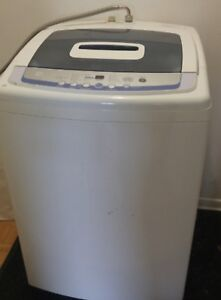 GE apartment size Portable Washer...10kg