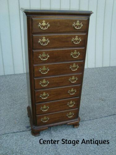 60474 DREXEL Solid Cherry Lingerie Chest Dresser
