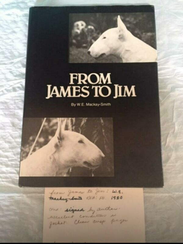 FROM JAMES TO JIM by W. E. MACKAY-SMITH