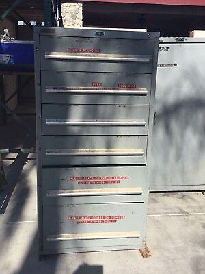 Nu-era Modular Storage Systems 6 Drawer Tooling Cabinet