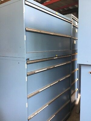 Lista 7-drawer Tool Cabinet - Used Great Condition