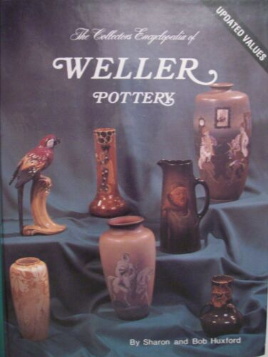 WELLER ART POTTERY PRICE VALUE GUIDE COLLECTOR