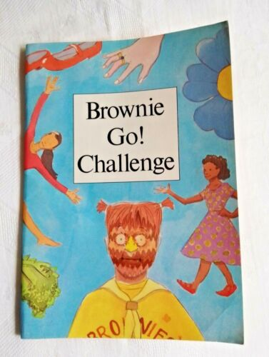 GIRL GUIDES.   BROWNIE GO CHALLENGE 1992