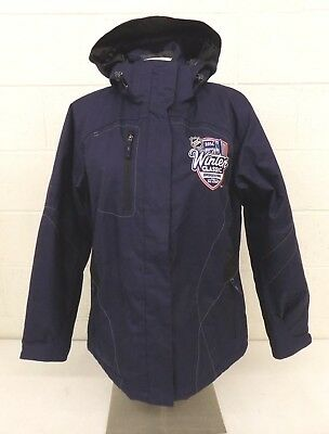 G III by Carl Banks NHL 2014 Winter Classic Fully Insulated Jacket Women