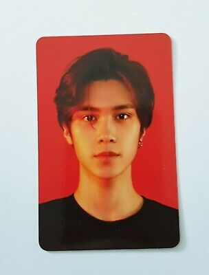 K-POP WayV HENDERY Official Photocard - Official Beyond LIVE Beyond the Vision