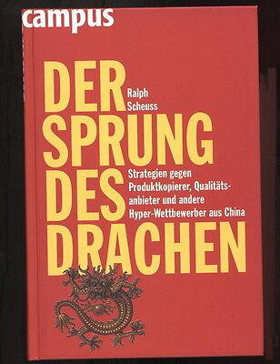 Scheuss - Der Sprung des Drachen, Strategien gegen Produktkopierer