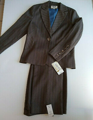 Womens Bill Blass 2-Piece Suit Size -10 - Completely Lined- New with Tags!