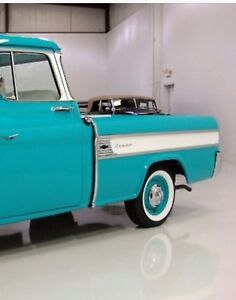 Looking for Cameo truck parts