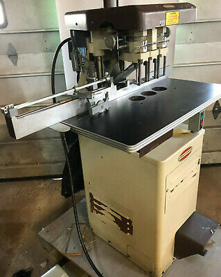 Challenge Paper Drill Eh-3a - 208v 18 Amp - Punches Are Included - Will Ship