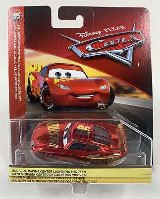 Dinsey Pixar Cars Rust-Eze Racing Center LIGHTNING MCQUEEN