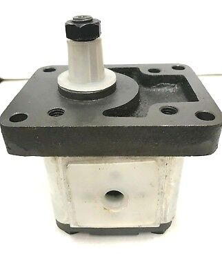 Tx11234 New Hydraulic Pump For Long Tractors 460 460dt 460sd 460v 510 510dt