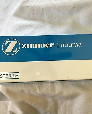 Zimmer 1193-150-04 Tube Plate 4 Hole 86mm