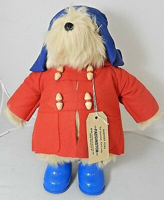 Vintage Paddington Bear Gabrielle Designs 1981 England