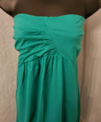 Old Navy Maternity Womens Green Halter Dress Size XL