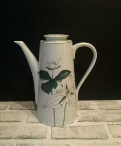 Block Spal Watercolors Tea Pot