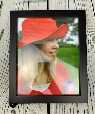 RPJC 8x10 Picture Frames Made of Solid Wood High Definition Glass for Table Top 10' High Square Table