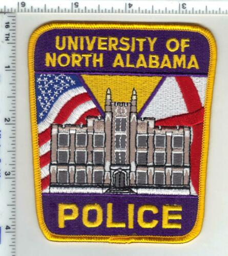 University of North Alabama Police 1st Issue Shoulder Patch