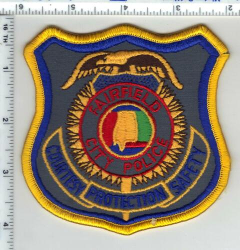 Fairfield Police (Alabama) 2nd Issue Shoulder Patch