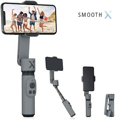 ZHIYUN Smooth X Gimbal Stabilizer for iPhone 11 Pro Xs Max Xr X 8 Plus 7 6 SE