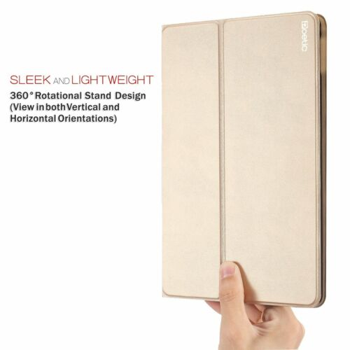"Poetic DuraBook ""Ultra-slim PU Leather"" Case For Apple iPad"