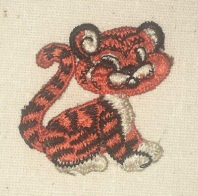 Tiger Patch - vintage