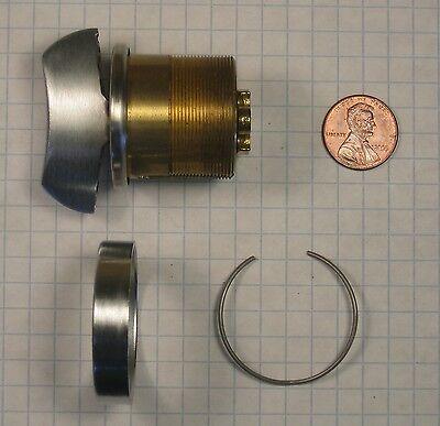 Schlage 09-904-118-626-lh Mortise Lock Thumbturn Cylindersatin Chrome1-18