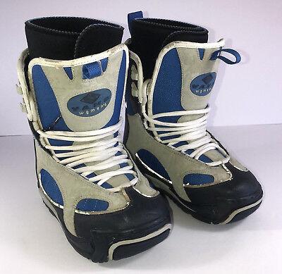 VANS Omni Women's Size 7 Snowboard Boots  See Pics!