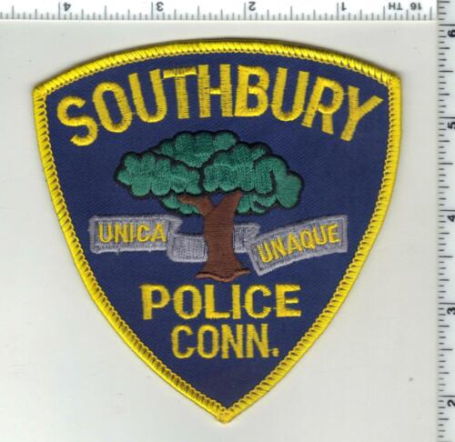 Southbury Police (Connecticut) 1st Issue Shoulder Patch