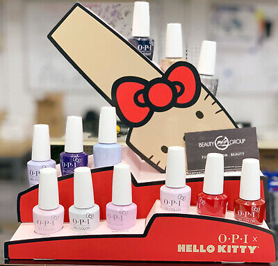 CHRISTMAS SALE*** OPI Holiday 2019 Hello Kitty Gel Color Limited =>Pick Yours<= ()