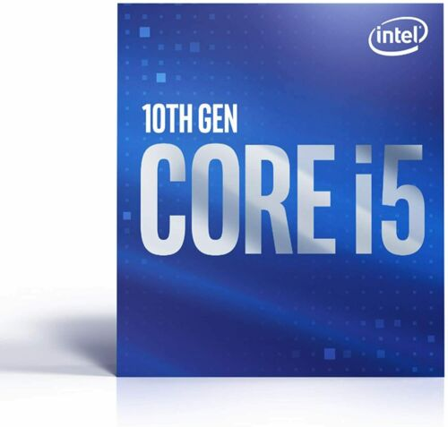 Intel Core i5-10400 Desktop Processor - 6 cores And 12 threads - Up to 4.30 GHz