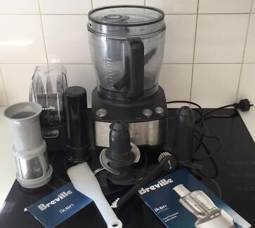 Food processor - Breville BFP650 Terrigal Gosford Area Preview