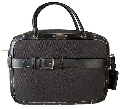 Samsonite Black Label Vintage Collection Laptop Briefcase Document Holder