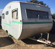 1960's 15ft Retro Vintage Caravan Project Ford Holden Owners Salisbury Plain Salisbury Area Preview