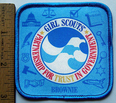 Girl Scout BROWNIE - PARTNERSHIP FOR TRUST