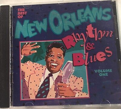The Best of New Orleans Rhythm & Blues, Vol. 1 by Various Artists (CD