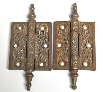 """HP 31 Antique Cannon Ball Hinge Pin Buying One 2/"""" x 1//4/"""""""