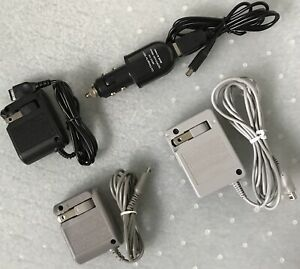 Chargers - For 3DS / 2DS / DSI / DS Lite/ Original DS / GBA Sp