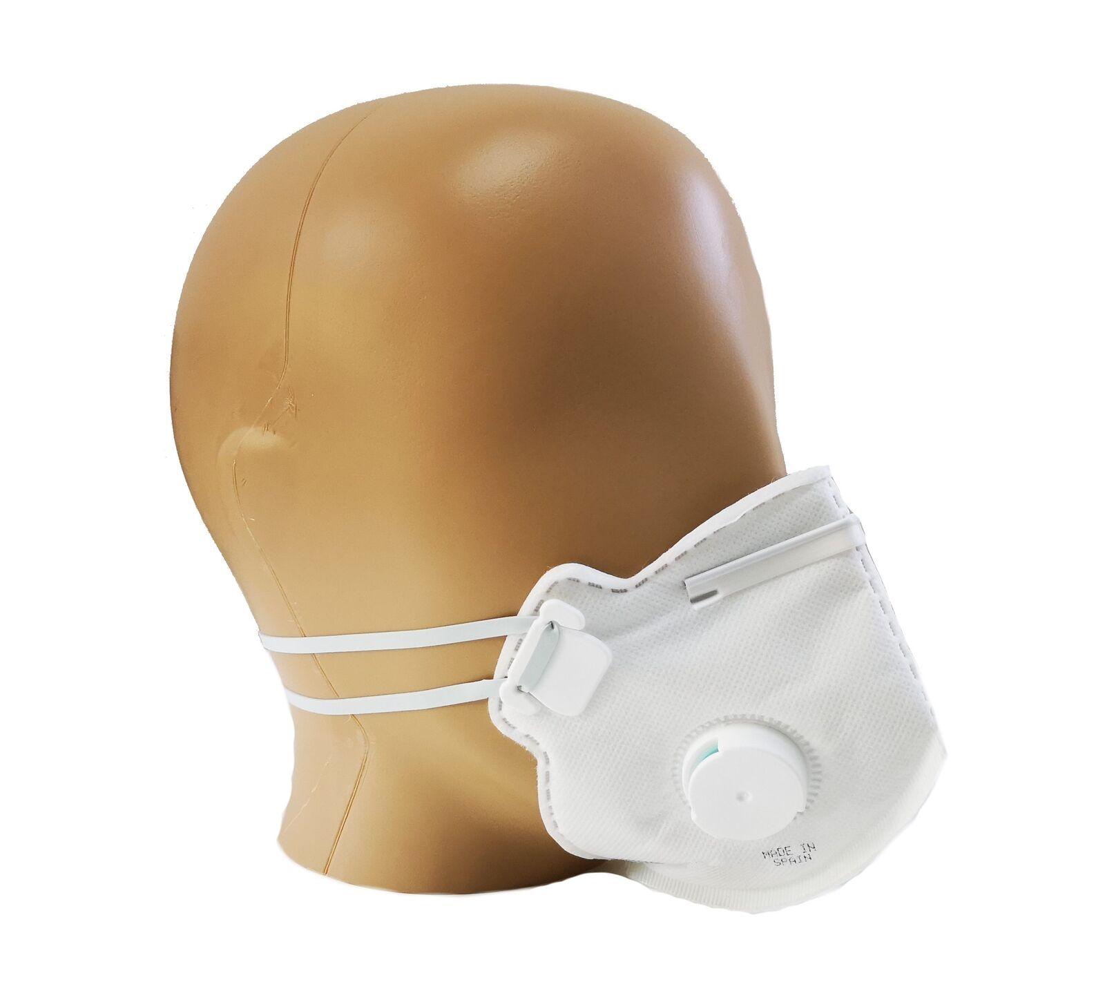 Atemschutzmaske für Oxalsäure und Milchsäure-P3Varroabehandandlung APIFORMES