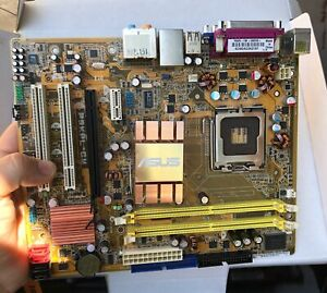 Assorted ASUS motherboards