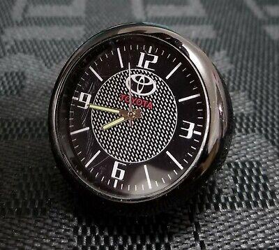 For Toyota Car Clock Refit Interior Luminous Electronic Quartz Ornaments Gift