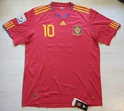 Camiseta España mundial 2010
