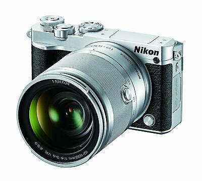Nikon 1 J5 Mirrorless Digital Camera w/ 10-100mm Lens